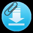Attachments Auto Downloader icon