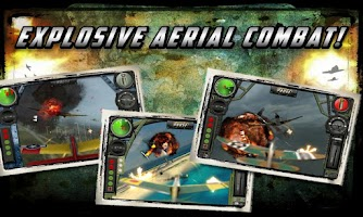 Screenshot of Foam Fighters