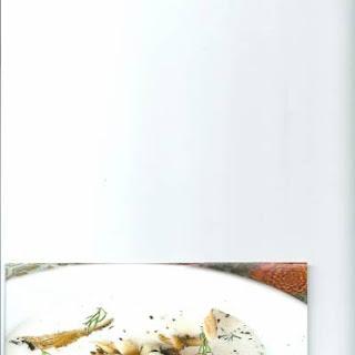 Beurre Blanc Mushrooms Recipes