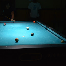 Billiard time by Aditya Kristianto - Sports & Fitness Other Sports (  )