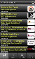 Screenshot of German Hits!(Free)