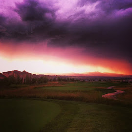 Calm Before the Storm by McLean Smith - Sports & Fitness Golf