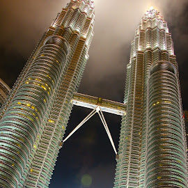 My KLcc by Syahrul Nizam Abdullah - Buildings & Architecture Office Buildings & Hotels