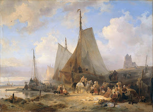 RIJKS: Wijnand Nuijen: painting 1835