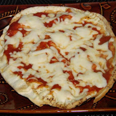 Quick Easy Cheesy Pizza- Ww 5 Points