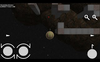 Screenshot of Gravity Man