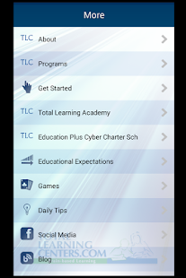 Total Learning Centers - screenshot