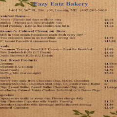 Photo from Eazy Eatz Bakery
