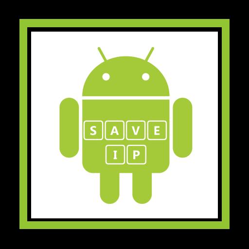 Droid Save IP LOGO-APP點子