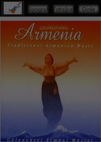 Screenshot of Armenian Music