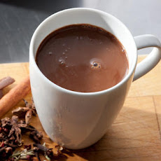 Five-Spice Hot Chocolate Recipe