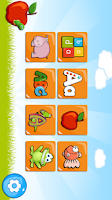 Screenshot of Kids Alphabet Game Lite