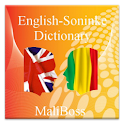 English Soninke dictionary icon