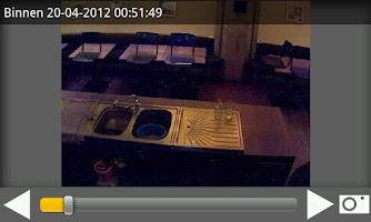 Screenshot of Camera Control Lite