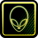 GREEN ALIEN THEME icon