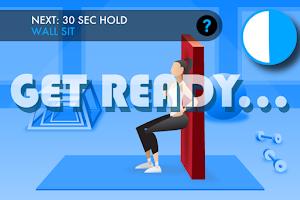 Screenshot of Power 20: 20 Min Workouts Free