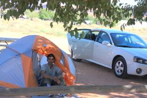Moab Camping