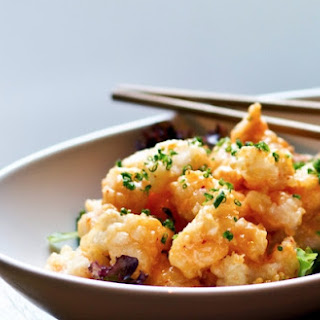 Japanese Popcorn Shrimp