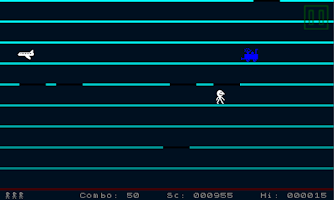 Screenshot of Jumping Jack