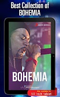 Screenshot of Bohemia Songs