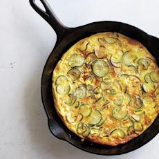 Summer Squash And Zucchini Frittata Recipes | Yummly