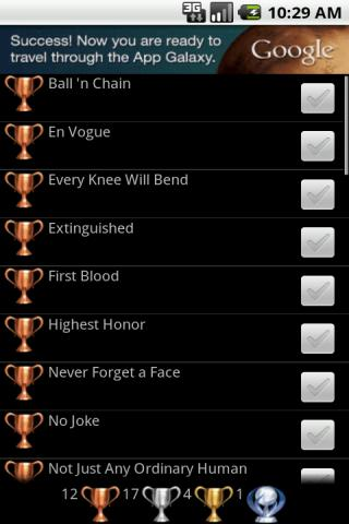 Trophies 4 Devil May Cry HD 2
