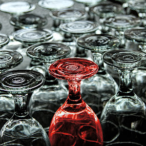 Red Glass by Ari Wid - Digital Art Things ( red, white, pwc87 )
