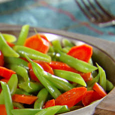 String Bean and Carrot Medley