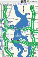 Screenshot of Traffic Jammery
