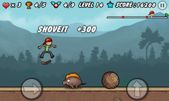 Screenshot of Skater Boy
