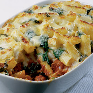 Baked Rigatoni Cheese Recipes