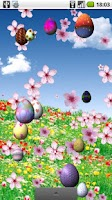 Screenshot of Easter in Bloom Live Wallpaper