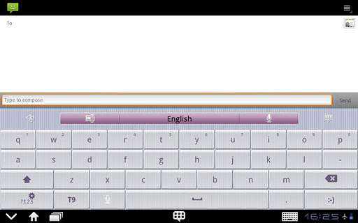 go-keyboard-simple-love-pad for android screenshot