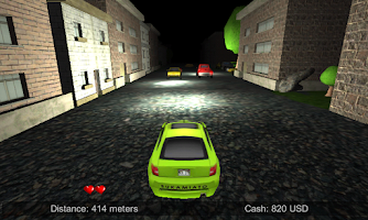 Screenshot of CAR Racing Midnight