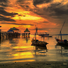 untitled by Ahmadz ' - Instagram & Mobile Other ( *kenjeran *pantai lama *landscape )