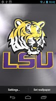 Screenshot of LSU Tigers Live WPs & Tone