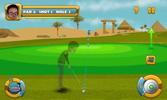 Screenshot of Golf Championship