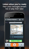 Screenshot of Voxer Business