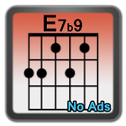 Learn Advanced Chords -AdFree icon