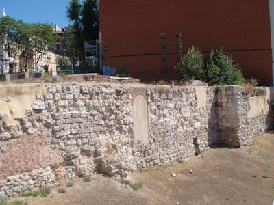 Muralla Arabe