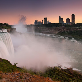 Niagara Falls by Matej Kováč - Landscapes Waterscapes ( canada, waterfall, niagara, landscape, niagarafalls,  )