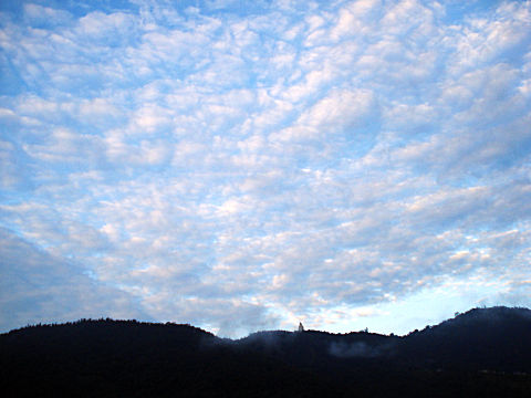 Pokhara Sky and Peace Pagoda