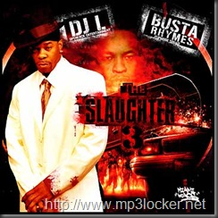 Busta Rhymes - The Slaughter Pt. 3 (By DJ L)