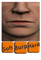 Screenshot of burp sounds monster