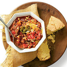 Beef-and-Black-eyed Pea Chili