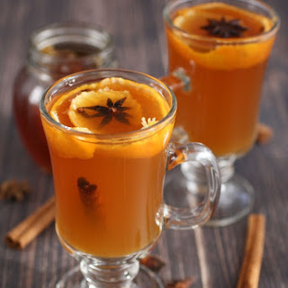 Spiced Citrus & Honey Hot Toddy