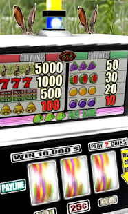 3D Jack Rabbit Slots - Free - screenshot