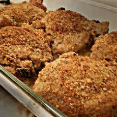 Hellmann's® Zesty Parmesan Mayo Crusted Chicken