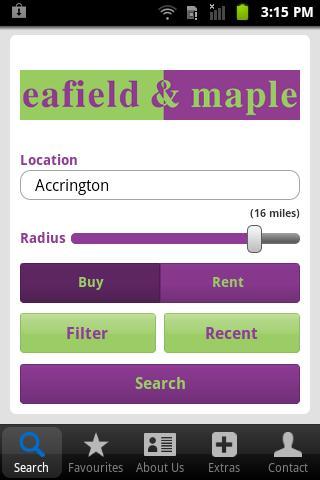 Eafield Maple