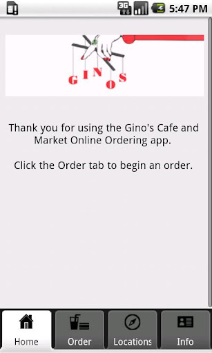 Gino's Cafe And Market
